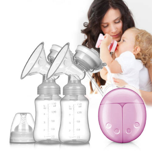 iFlashDeal Powerful Double Electric Breast Pump